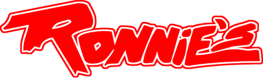 Ronnies Cycles Adams Logo