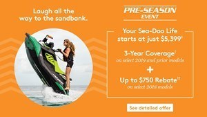 Sea-Doo - Pre-Season Event